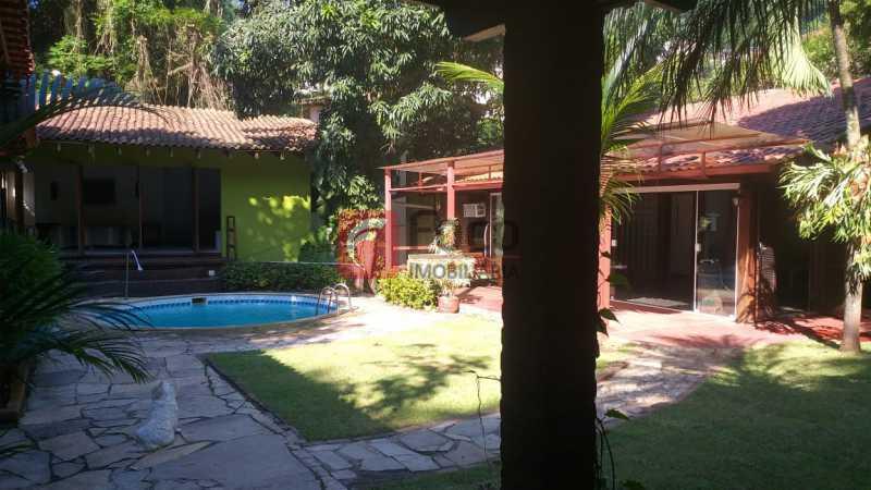 c2496c19-9ff7-4939-b963-189549 - Casa à venda Rua Cosme Velho,Cosme Velho, Rio de Janeiro - R$ 2.250.000 - JBCA50039 - 25