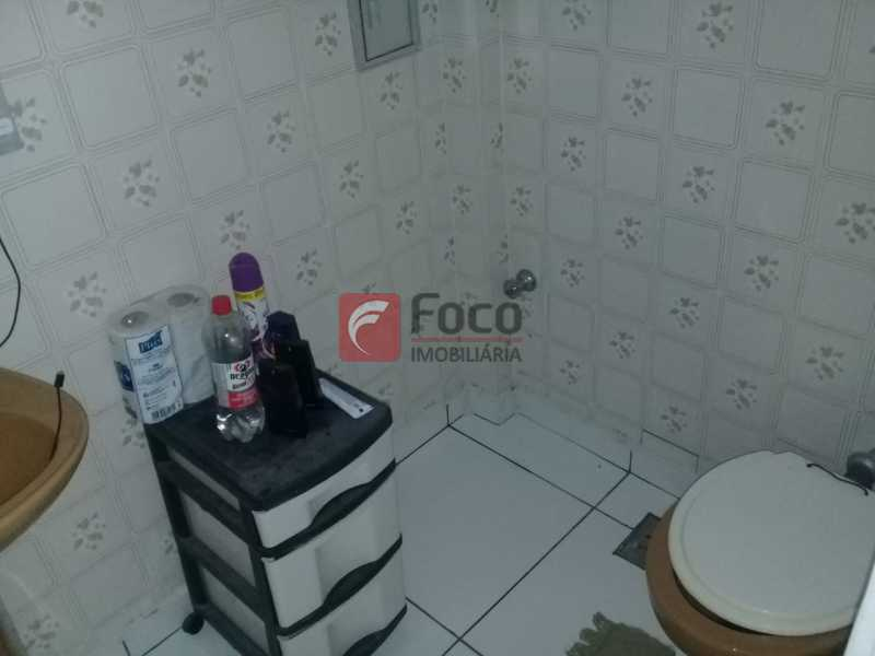 BANHEIRO SUÍTE - Apartamento à venda Rua Sacopa,Lagoa, Rio de Janeiro - R$ 1.100.000 - JBAP21150 - 9