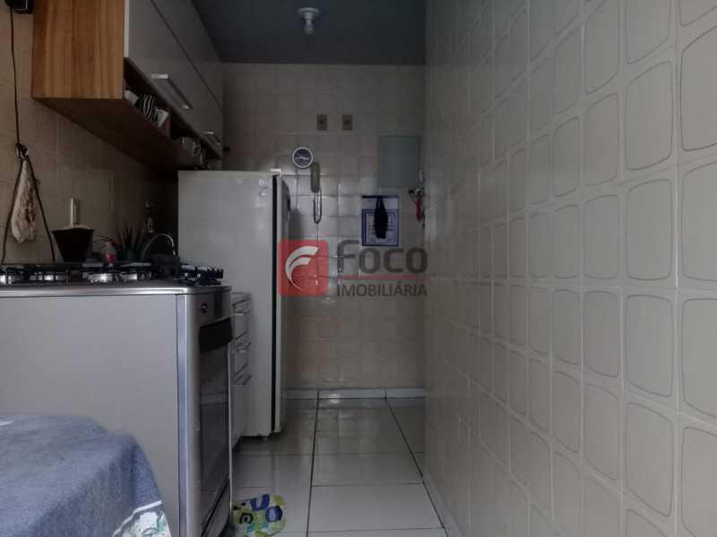 COZINHA - Apartamento à venda Rua Sacopa,Lagoa, Rio de Janeiro - R$ 1.100.000 - JBAP21150 - 13