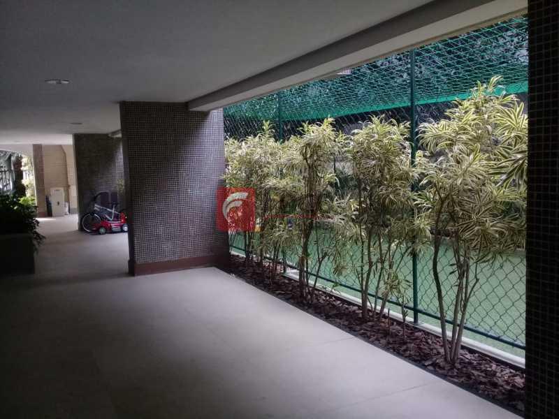 PLAY GROUND - Apartamento à venda Rua Sacopa,Lagoa, Rio de Janeiro - R$ 1.100.000 - JBAP21150 - 14