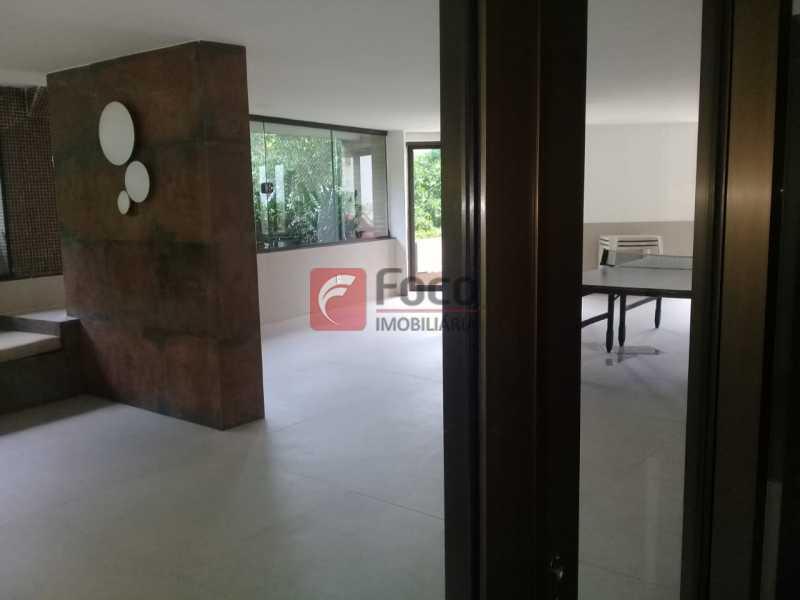 SALÃO DE FESTA - Apartamento à venda Rua Sacopa,Lagoa, Rio de Janeiro - R$ 1.100.000 - JBAP21150 - 18