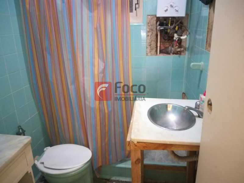 BANHEIRO SOCIAL - Apartamento à venda Rua Cândido Mendes,Glória, Rio de Janeiro - R$ 395.000 - JBAP10351 - 7