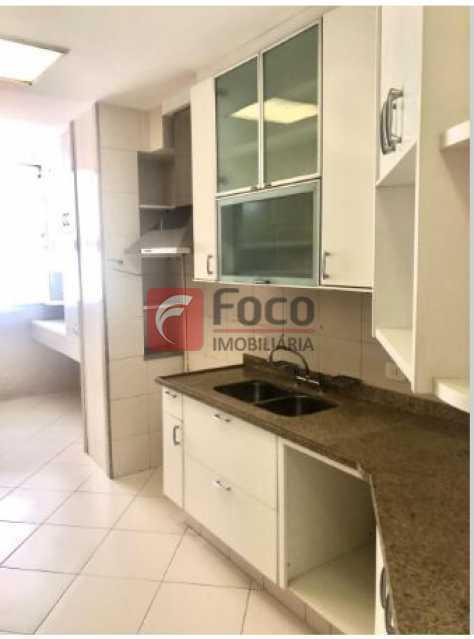 Cozinha 1.1 - Apartamento à venda Praia do Flamengo,Flamengo, Rio de Janeiro - R$ 2.990.000 - JBAP31485 - 25