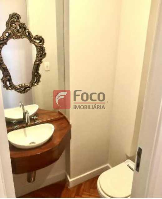 Lavabo - Apartamento à venda Praia do Flamengo,Flamengo, Rio de Janeiro - R$ 2.990.000 - JBAP31485 - 29