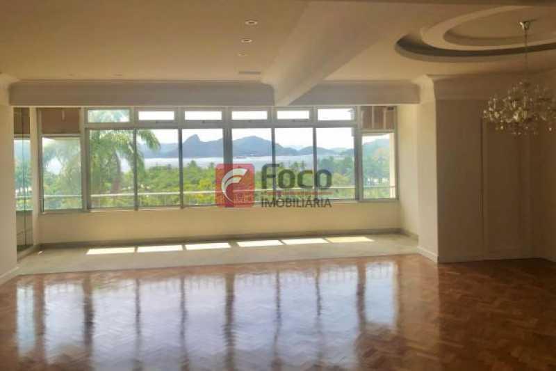Sala 1.3 - Apartamento à venda Praia do Flamengo,Flamengo, Rio de Janeiro - R$ 2.990.000 - JBAP31485 - 4