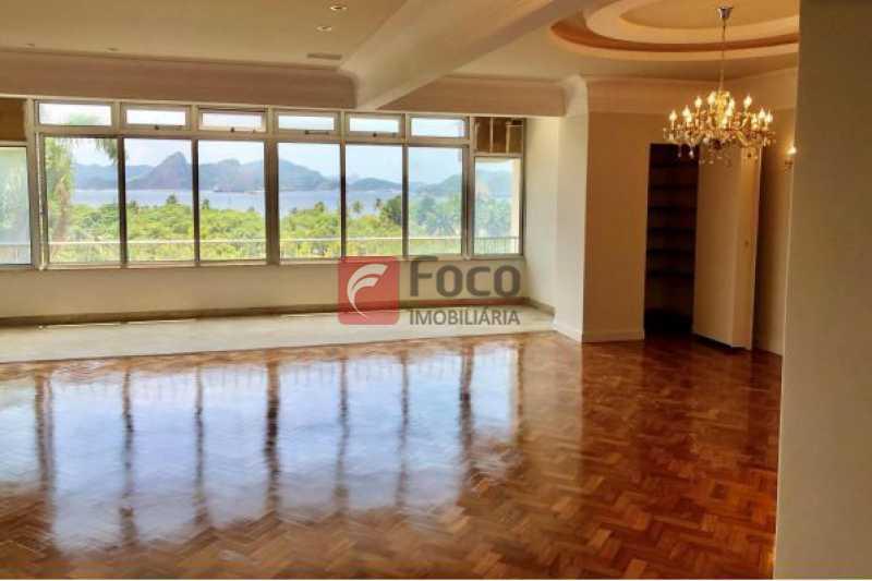 Sala - Apartamento à venda Praia do Flamengo,Flamengo, Rio de Janeiro - R$ 2.990.000 - JBAP31485 - 1