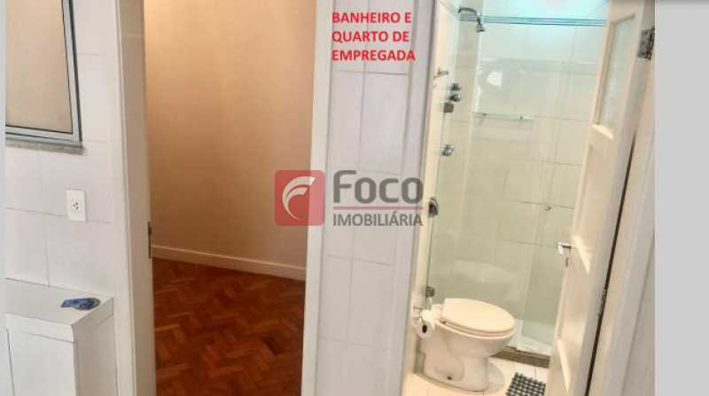 Suite serviço - Apartamento à venda Praia do Flamengo,Flamengo, Rio de Janeiro - R$ 2.990.000 - JBAP31485 - 30