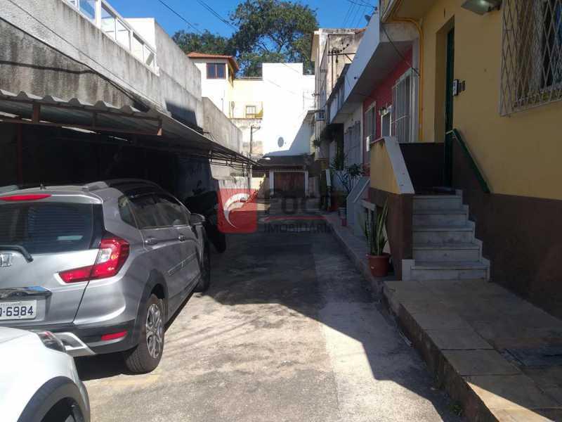 ENTRADA DA VILA - Casa de Vila à venda Rua Maria Eugênia,Humaitá, Rio de Janeiro - R$ 1.210.000 - JBCV20006 - 27
