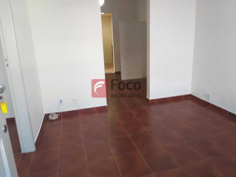 SALA DE ESTAR - Casa de Vila à venda Rua Maria Eugênia,Humaitá, Rio de Janeiro - R$ 1.210.000 - JBCV20006 - 4