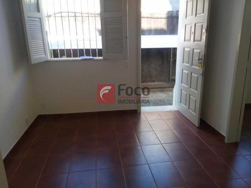SALA DE ESTAR - Casa de Vila à venda Rua Maria Eugênia,Humaitá, Rio de Janeiro - R$ 1.210.000 - JBCV20006 - 3