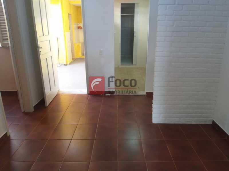 SALA JANATR - Casa de Vila à venda Rua Maria Eugênia,Humaitá, Rio de Janeiro - R$ 1.210.000 - JBCV20006 - 1