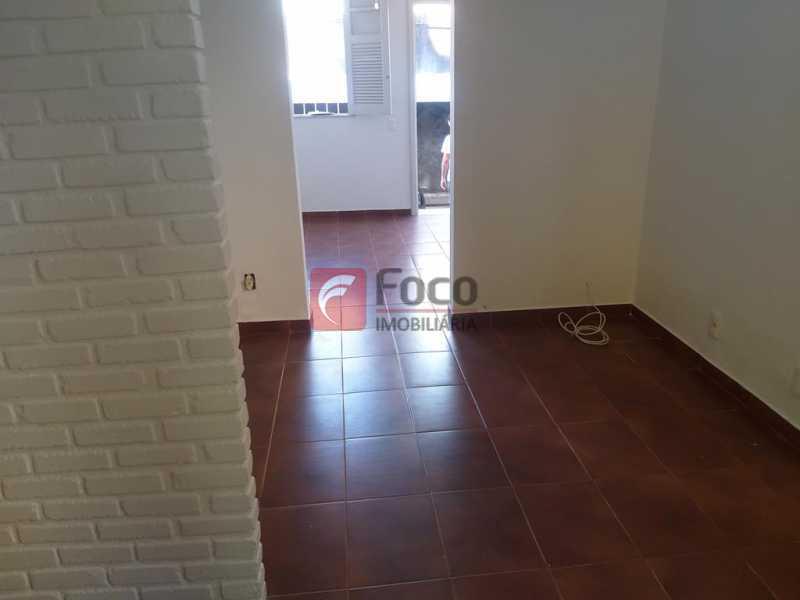 SALA JANTAR - Casa de Vila à venda Rua Maria Eugênia,Humaitá, Rio de Janeiro - R$ 1.210.000 - JBCV20006 - 5