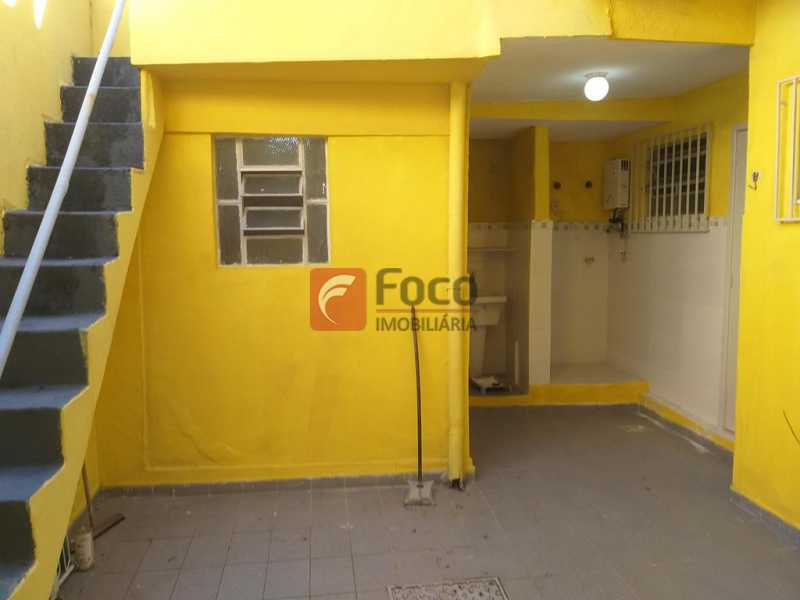 QUINTAL - Casa de Vila à venda Rua Maria Eugênia,Humaitá, Rio de Janeiro - R$ 1.210.000 - JBCV20006 - 10