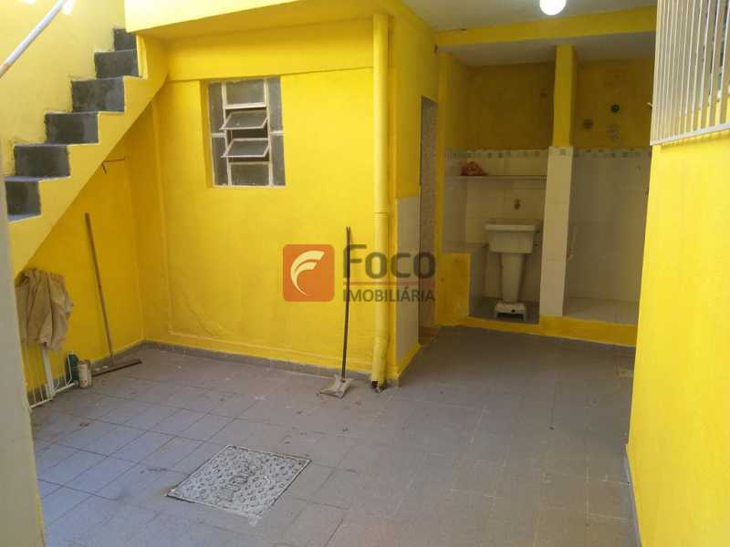 QUAINTAL - Casa de Vila à venda Rua Maria Eugênia,Humaitá, Rio de Janeiro - R$ 1.210.000 - JBCV20006 - 11