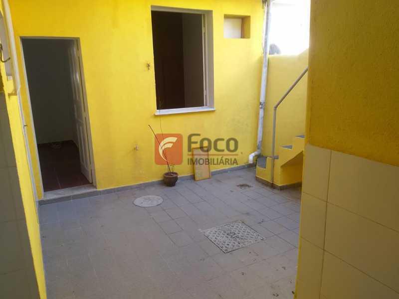 QUINTAL - Casa de Vila à venda Rua Maria Eugênia,Humaitá, Rio de Janeiro - R$ 1.210.000 - JBCV20006 - 12