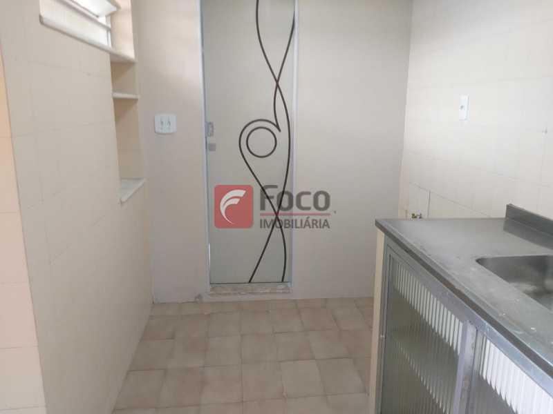 COZINHA - Casa de Vila à venda Rua Maria Eugênia,Humaitá, Rio de Janeiro - R$ 1.210.000 - JBCV20006 - 15
