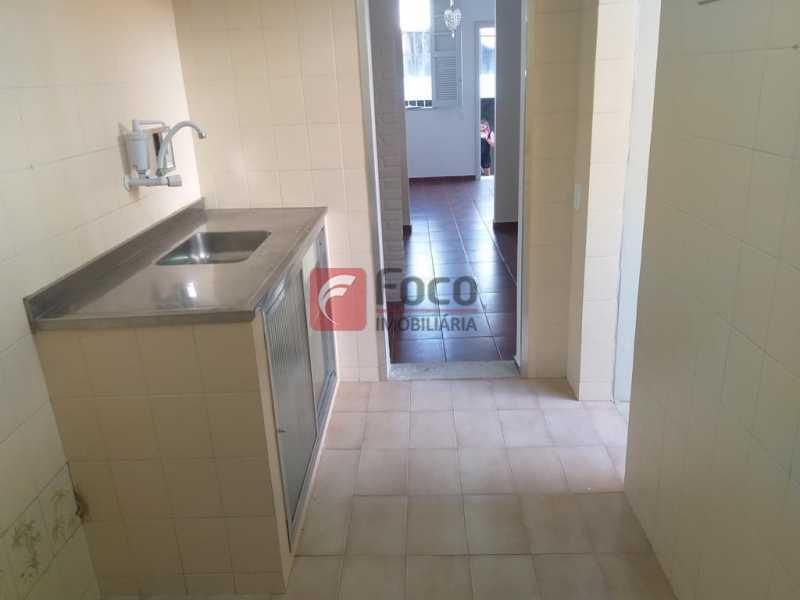 COZINHA - Casa de Vila à venda Rua Maria Eugênia,Humaitá, Rio de Janeiro - R$ 1.210.000 - JBCV20006 - 16