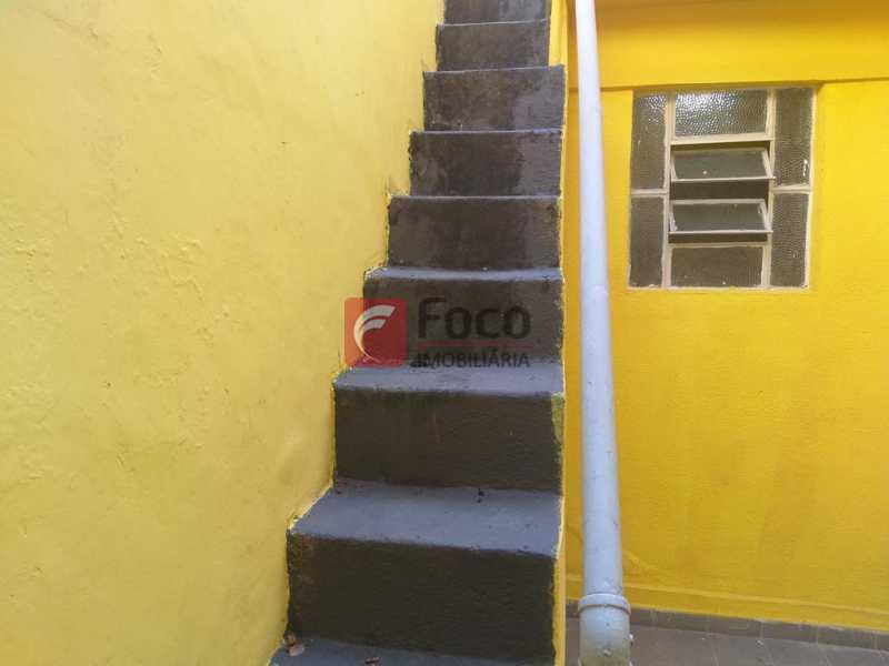 ESCADA LINEAR - Casa de Vila à venda Rua Maria Eugênia,Humaitá, Rio de Janeiro - R$ 1.210.000 - JBCV20006 - 19