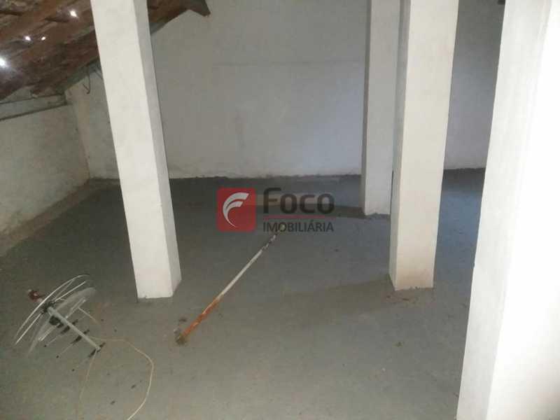 SÓTÃO - Casa de Vila à venda Rua Maria Eugênia,Humaitá, Rio de Janeiro - R$ 1.210.000 - JBCV20006 - 23