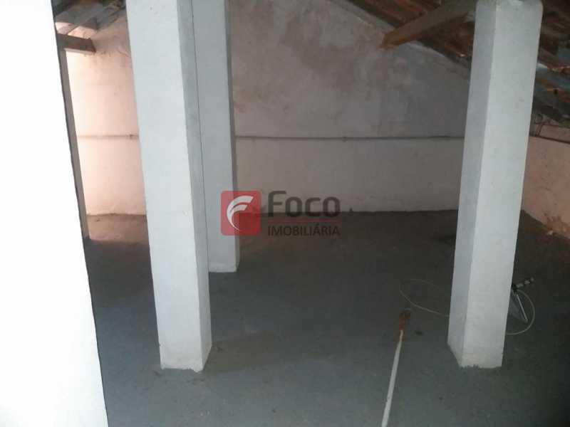 SÓTÃO - Casa de Vila à venda Rua Maria Eugênia,Humaitá, Rio de Janeiro - R$ 1.210.000 - JBCV20006 - 24