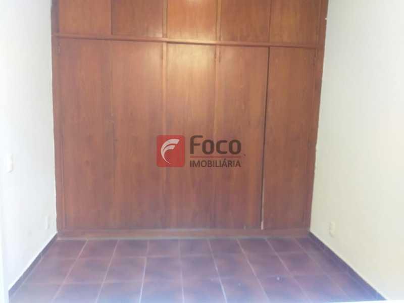 QUARTO 2 - Casa de Vila à venda Rua Maria Eugênia,Humaitá, Rio de Janeiro - R$ 1.210.000 - JBCV20006 - 9