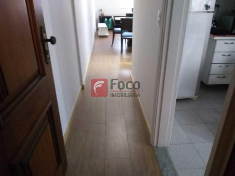 ENTRADA - Cobertura à venda Rua Visconde de Silva,Botafogo, Rio de Janeiro - R$ 950.000 - JBCO20054 - 13