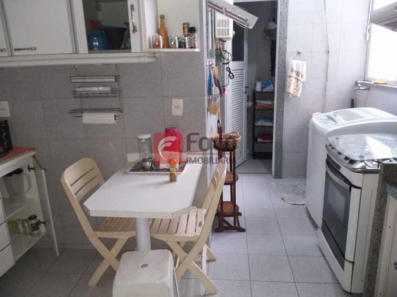 COZINHA - Cobertura à venda Rua Visconde de Silva,Botafogo, Rio de Janeiro - R$ 950.000 - JBCO20054 - 15