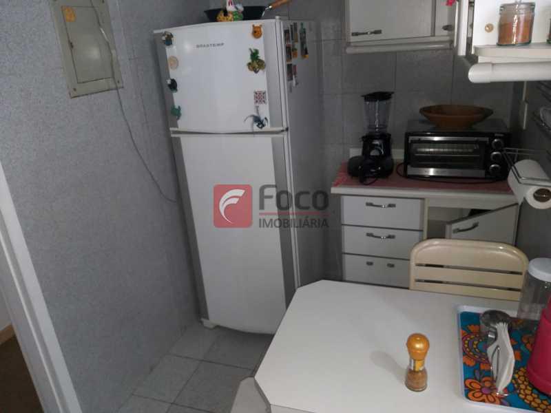 COZINHA - Cobertura à venda Rua Visconde de Silva,Botafogo, Rio de Janeiro - R$ 950.000 - JBCO20054 - 16