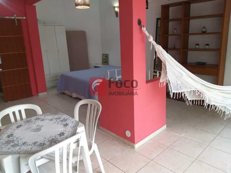 LOFT - Cobertura à venda Rua Visconde de Silva,Botafogo, Rio de Janeiro - R$ 950.000 - JBCO20054 - 4