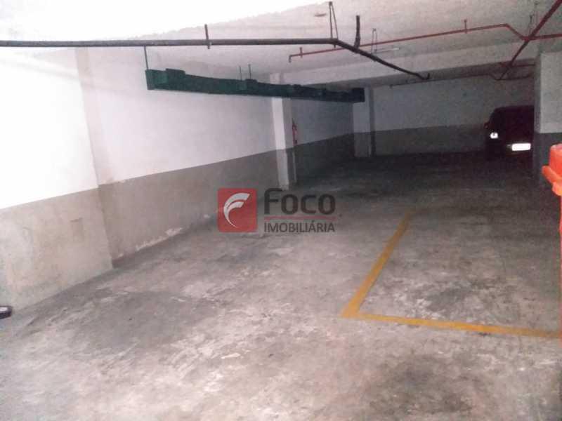 GARAGEM - Cobertura à venda Rua Visconde de Silva,Botafogo, Rio de Janeiro - R$ 950.000 - JBCO20054 - 19
