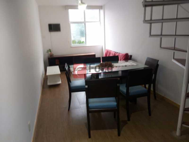 SALA - Cobertura à venda Rua Visconde de Silva,Botafogo, Rio de Janeiro - R$ 950.000 - JBCO20054 - 9