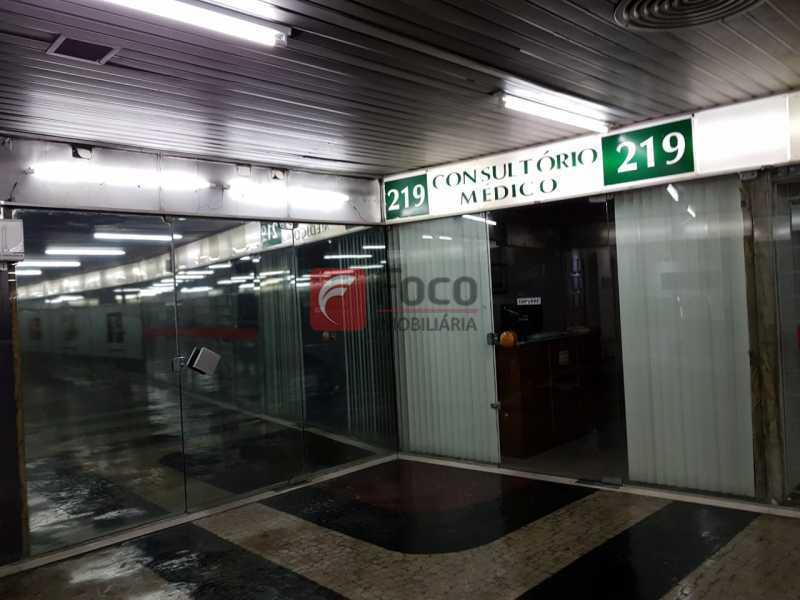 foto da entrada de fora - Loja 57m² à venda Avenida Nossa Senhora de Copacabana,Copacabana, Rio de Janeiro - R$ 390.000 - JBLJ00022 - 4