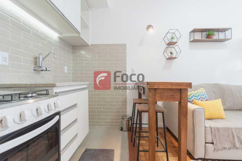 cozinha americana - Kitnet/Conjugado 26m² à venda Rua Bento Lisboa,Catete, Rio de Janeiro - R$ 380.000 - JBKI00125 - 8