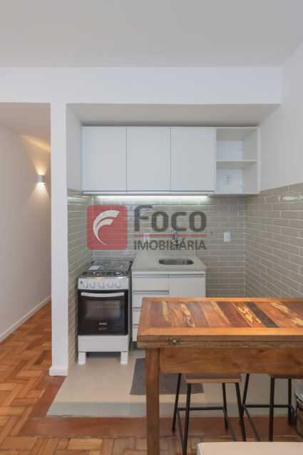 cozinha integrada - Kitnet/Conjugado 26m² à venda Rua Bento Lisboa,Catete, Rio de Janeiro - R$ 380.000 - JBKI00125 - 18
