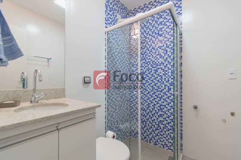 banheiro - Kitnet/Conjugado 26m² à venda Rua Bento Lisboa,Catete, Rio de Janeiro - R$ 380.000 - JBKI00125 - 19