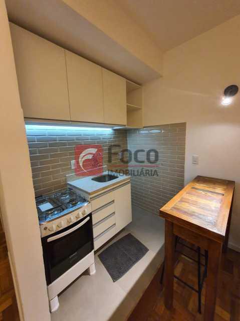 cozinha - Kitnet/Conjugado 26m² à venda Rua Bento Lisboa,Catete, Rio de Janeiro - R$ 380.000 - JBKI00125 - 21