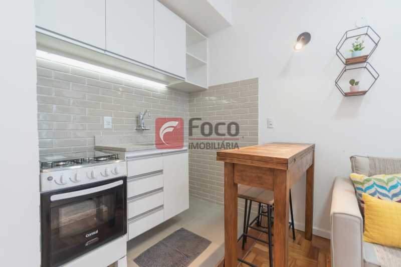 cozinha - Kitnet/Conjugado 26m² à venda Rua Bento Lisboa,Catete, Rio de Janeiro - R$ 380.000 - JBKI00125 - 22