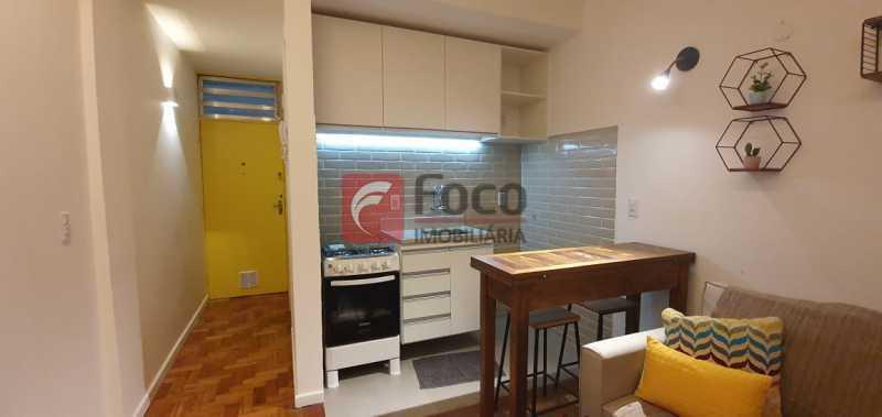 cozinha - Kitnet/Conjugado 26m² à venda Rua Bento Lisboa,Catete, Rio de Janeiro - R$ 380.000 - JBKI00125 - 23