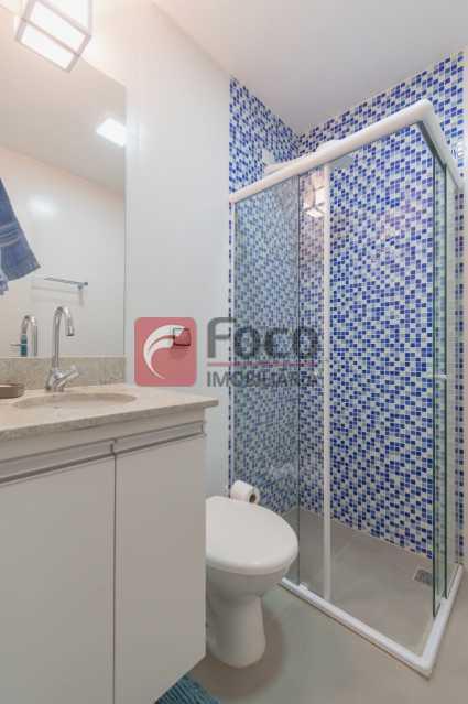 banheiro - Kitnet/Conjugado 26m² à venda Rua Bento Lisboa,Catete, Rio de Janeiro - R$ 380.000 - JBKI00125 - 24