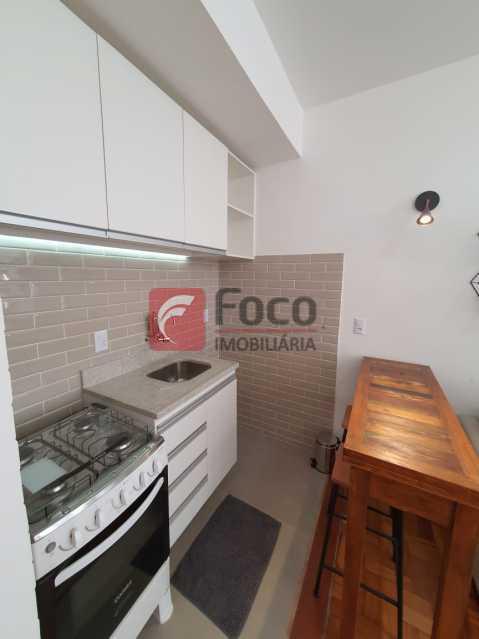 cozinha - Kitnet/Conjugado 26m² à venda Rua Bento Lisboa,Catete, Rio de Janeiro - R$ 380.000 - JBKI00125 - 26