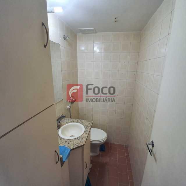 banheiro - Sala Comercial 27m² à venda Avenida Marechal Câmara,Centro, Rio de Janeiro - R$ 200.000 - JBSL00085 - 11