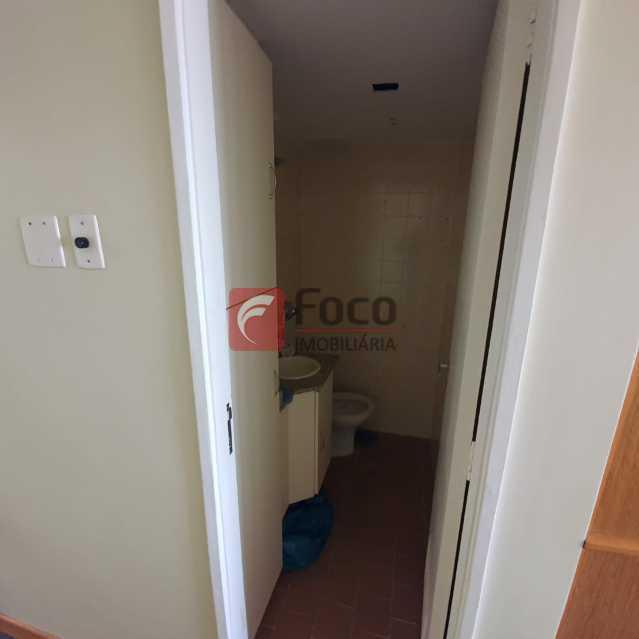 banheiro - Sala Comercial 27m² à venda Avenida Marechal Câmara,Centro, Rio de Janeiro - R$ 200.000 - JBSL00085 - 15