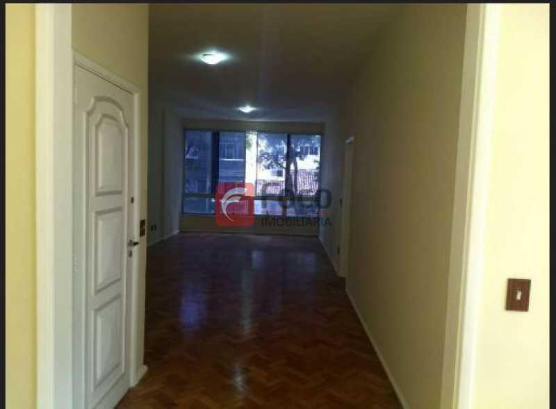 Sala 1.1 - Apartamento à venda Rua Nascimento Silva,Ipanema, Rio de Janeiro - R$ 2.590.000 - JBAP31496 - 6