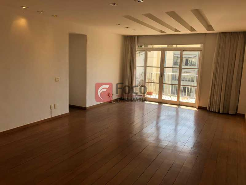 SALA: - Apartamento à venda Travessa Madre Jacinta,Gávea, Rio de Janeiro - R$ 2.000.000 - JBAP31500 - 1