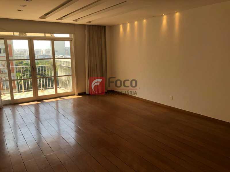 SALA: - Apartamento à venda Travessa Madre Jacinta,Gávea, Rio de Janeiro - R$ 2.000.000 - JBAP31500 - 4