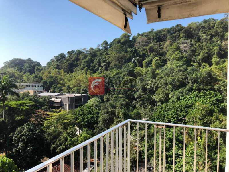 VARANDA: - Apartamento à venda Travessa Madre Jacinta,Gávea, Rio de Janeiro - R$ 2.000.000 - JBAP31500 - 5