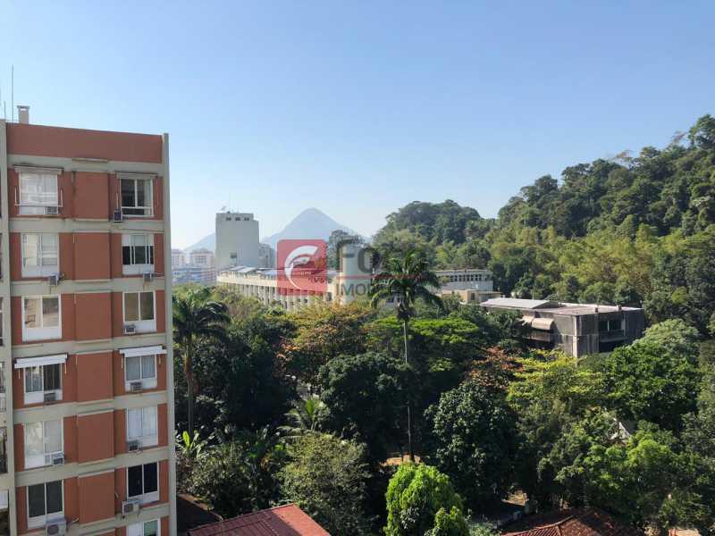 VISTA DA VARANDA: - Apartamento à venda Travessa Madre Jacinta,Gávea, Rio de Janeiro - R$ 2.000.000 - JBAP31500 - 7