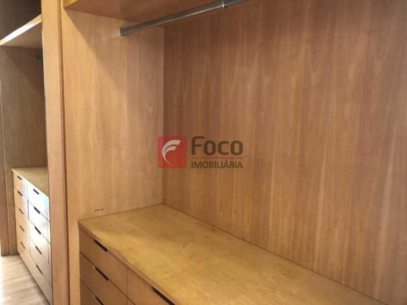 CLOSET: - Apartamento à venda Travessa Madre Jacinta,Gávea, Rio de Janeiro - R$ 2.000.000 - JBAP31500 - 14