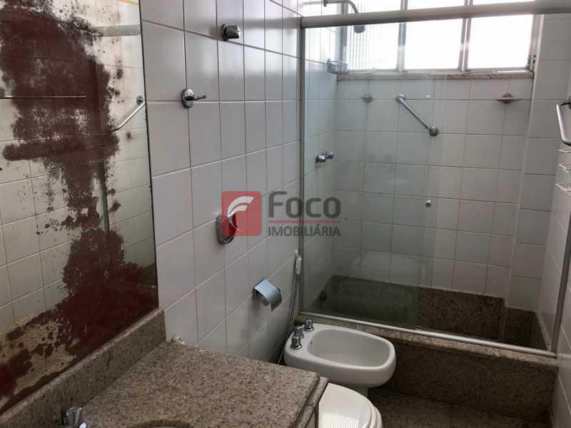BANHEIRO SOCIAL: - Apartamento à venda Travessa Madre Jacinta,Gávea, Rio de Janeiro - R$ 2.000.000 - JBAP31500 - 25