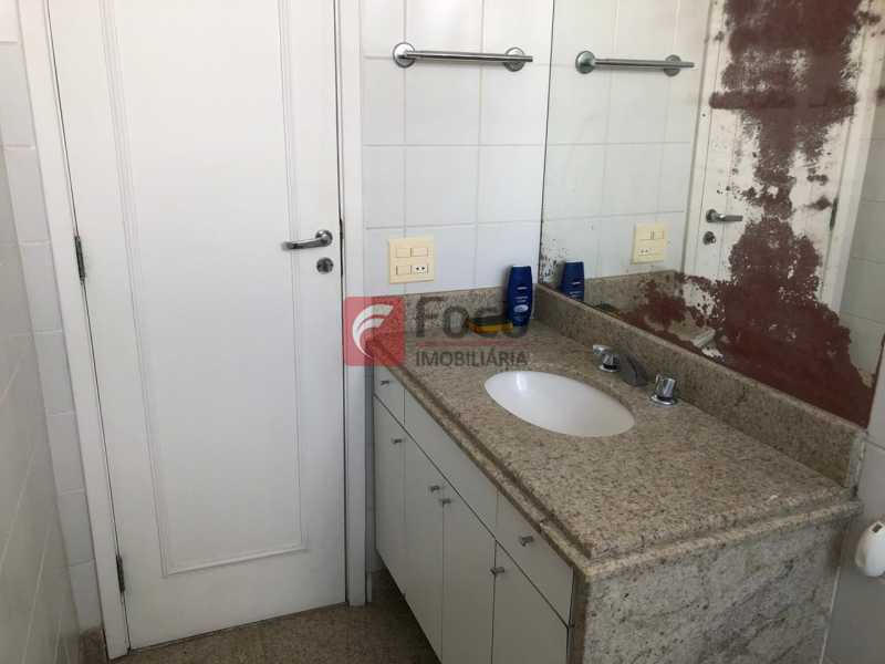 BANHEIRO SOCIAL: - Apartamento à venda Travessa Madre Jacinta,Gávea, Rio de Janeiro - R$ 2.000.000 - JBAP31500 - 24